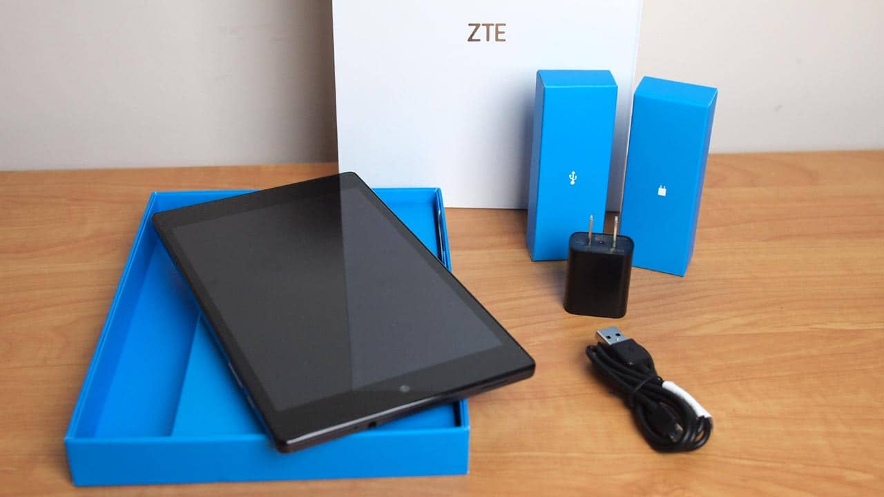MEGATech Reviews: ZTE Grand X View Android Tablet