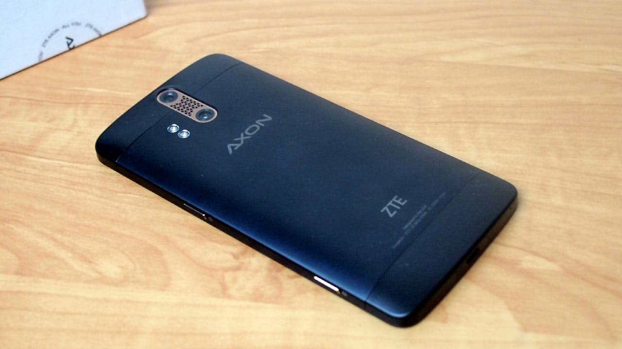 MEGATech Reviews: ZTE Axon Smartphone (Fido)
