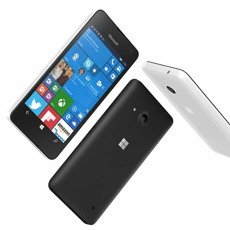Microsoft Lumia 550 Puts Windows 10 in Your Hand for $139