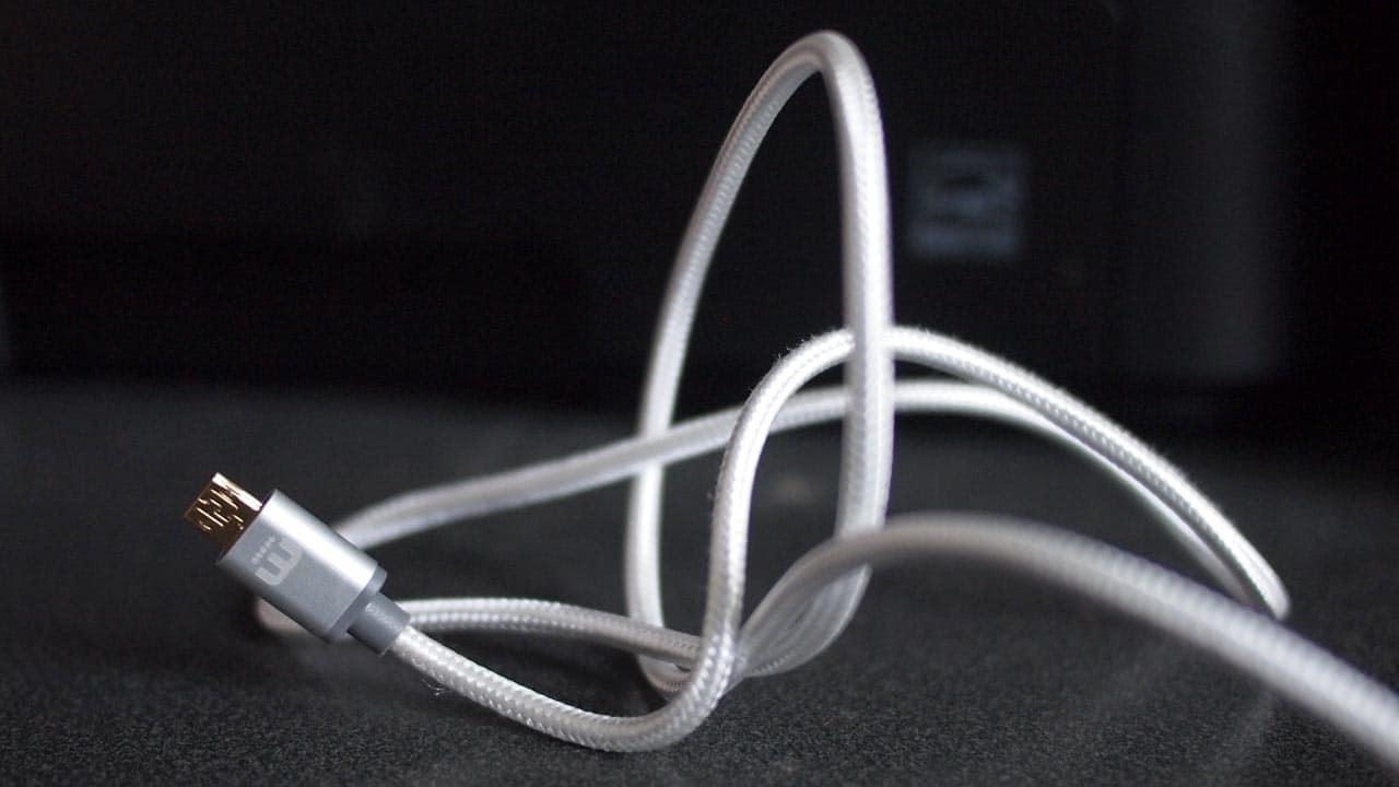 MEGATech Reviews: WinnerGear MicFlip Reversible Micro USB Cable