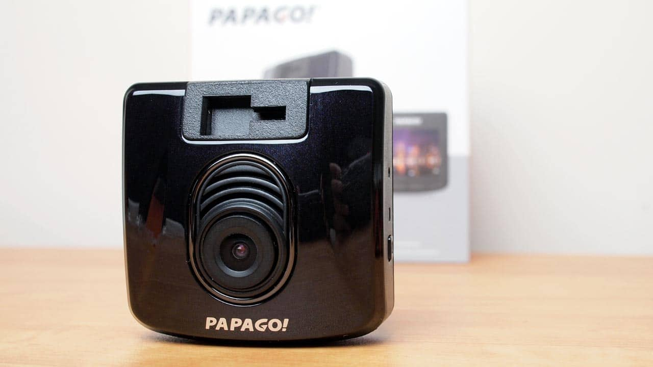 MEGATech Reviews - PAPAGO! GoSafe S30 Dashcam with Sony Exmor