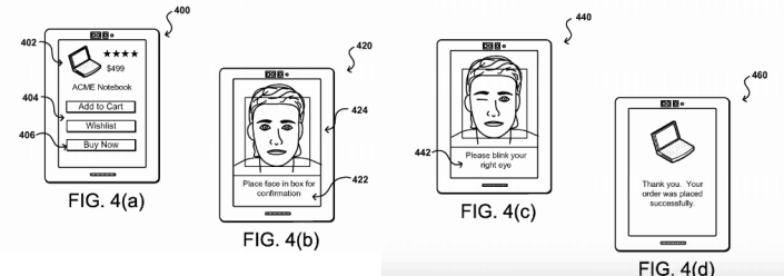 Pay for Your Amazon Order by Taking a Selfie