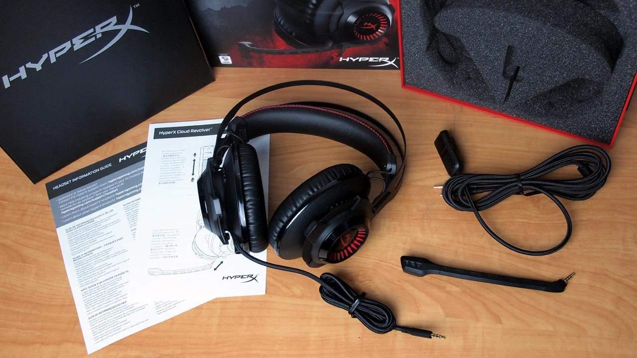 MEGATech Reviews: Kingston HyperX Cloud Revolver Pro Gaming Headset