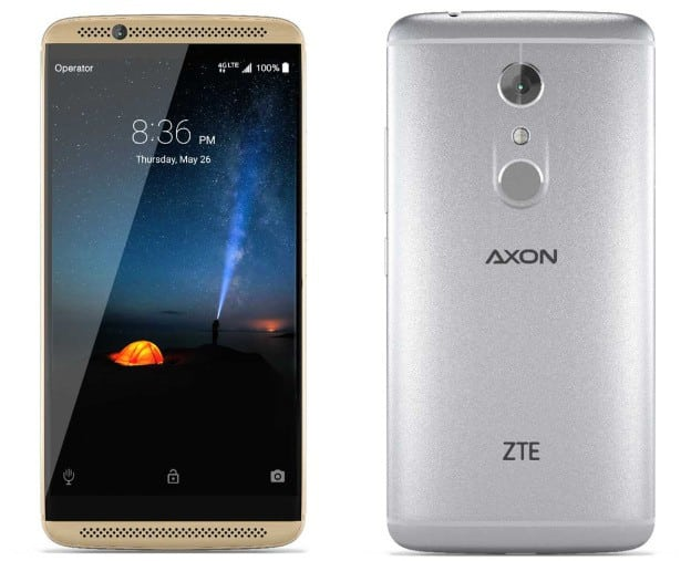 ZTE Axon 7 Officially Awesome for Under $500 Unlocked