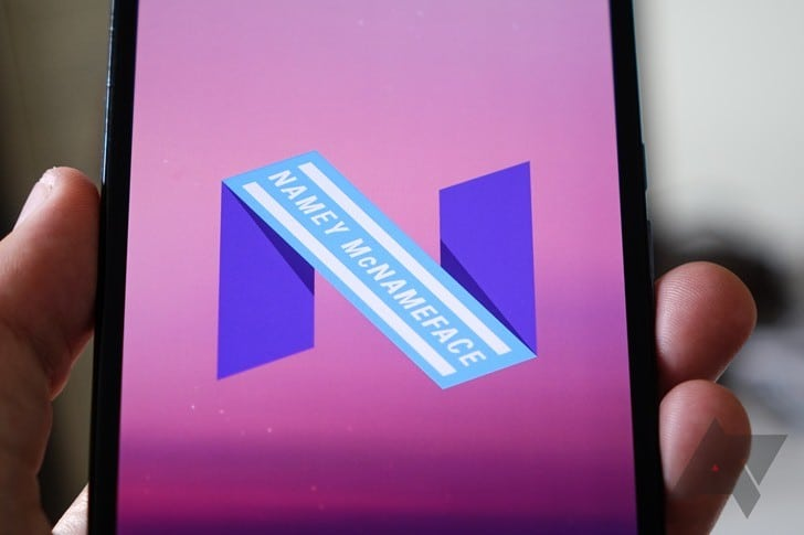 Android N Isn't Nutella, It's Namey McNameface