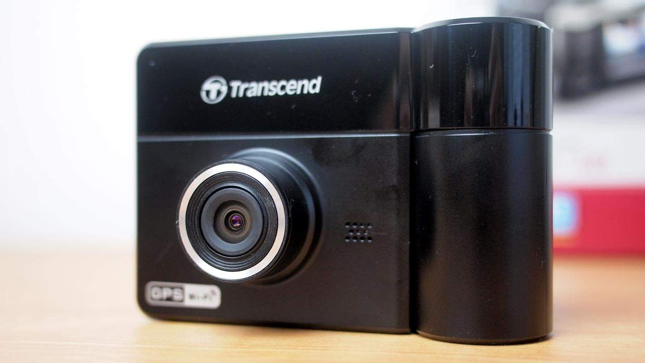 MEGATech Reviews: Transcend DrivePro 520 Car Video Recorder