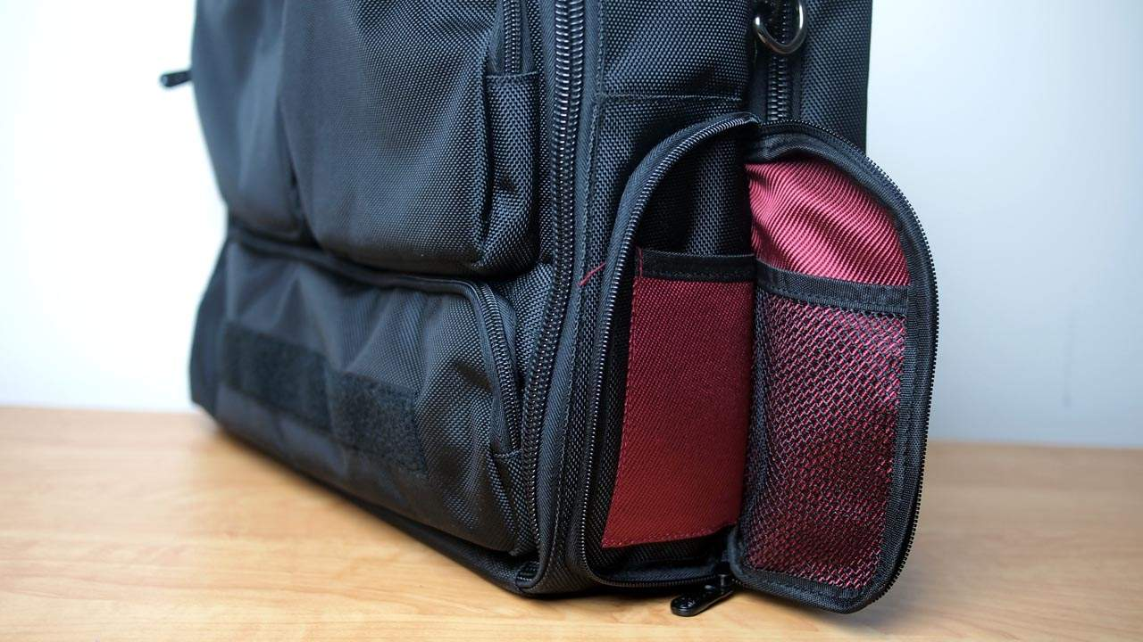 MEGATech Reviews: SLAPPA KIKEN Laptop Shoulder Bag