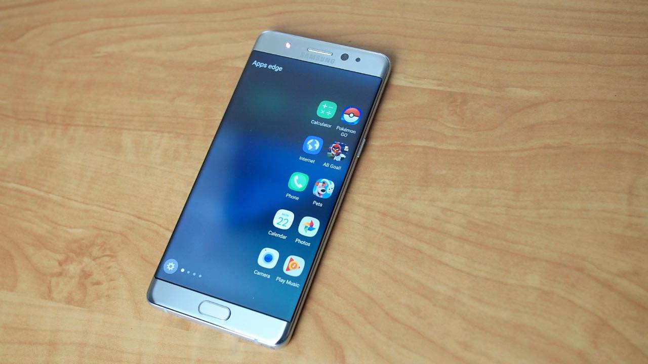 MEGATech Reviews: Samsung Galaxy Note7