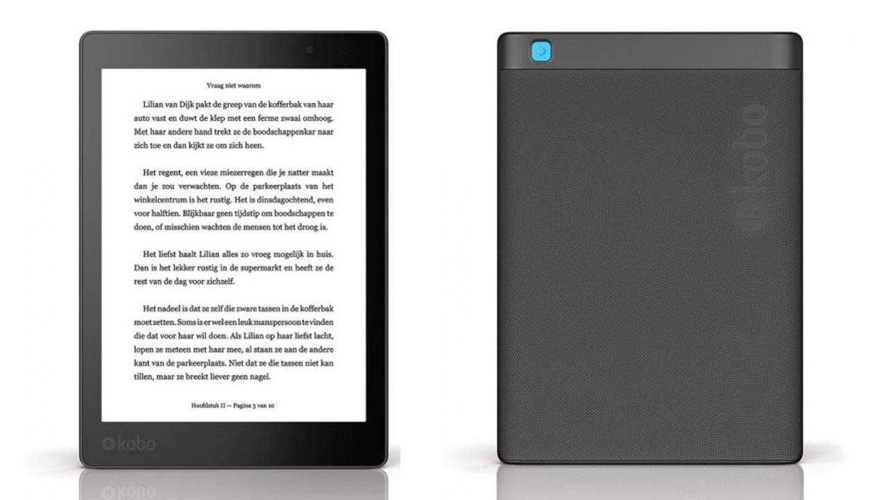 Waterproof Kobo Aura One Boasts Bigger 7.8-Inch Display