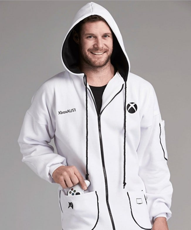 So, There's an Official Xbox Onesie Now Too