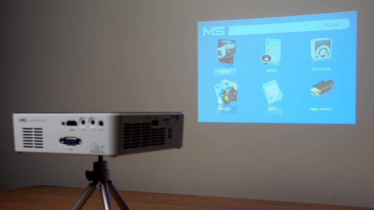 MEGATech Reviews: AAXA M5 Pico LED Projector