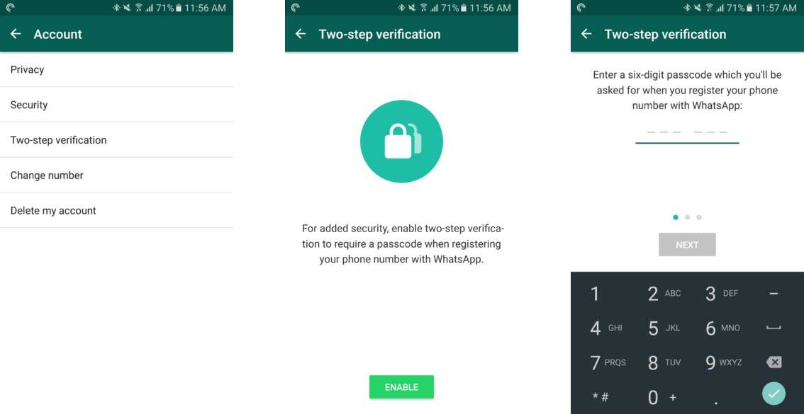 Two-Step Authentication Finally Coming to WhatsApp