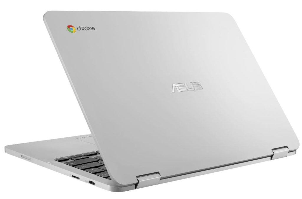 ASUS Chromebook C302CA with USB-C Flips Out