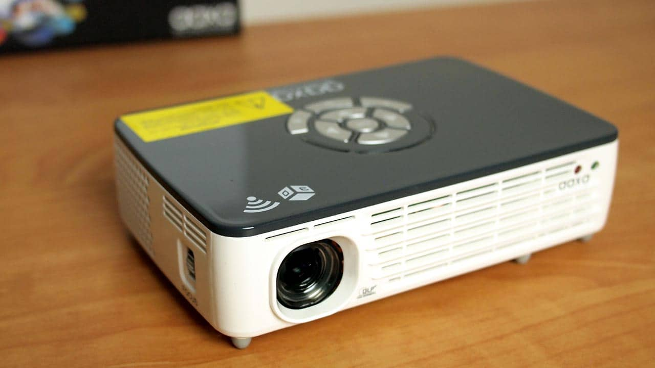 MEGATech Reviews: AAXA P450 Pro Smart Pico Projector