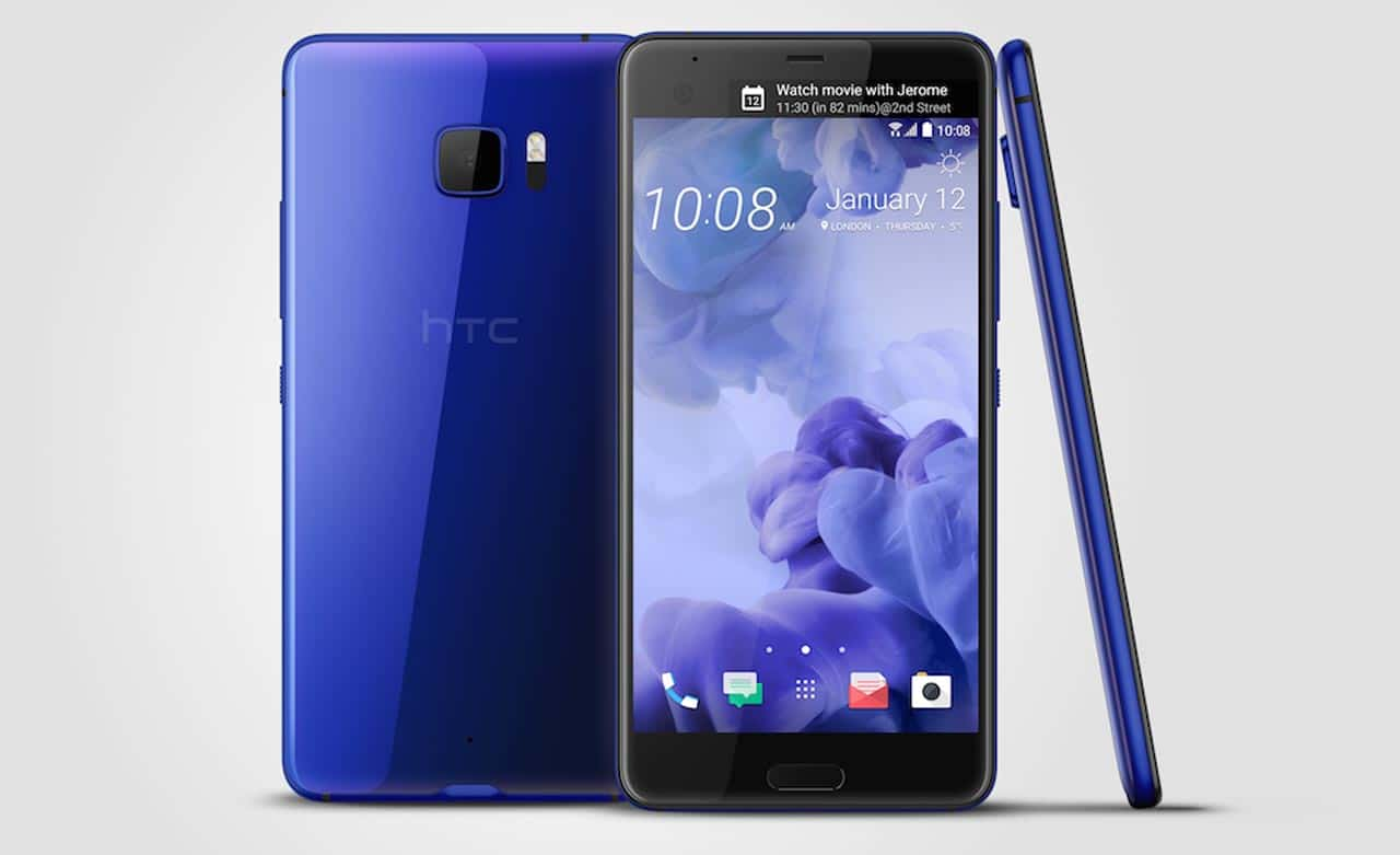 HTC U Ultra Borrows LG V20 Secondary Display