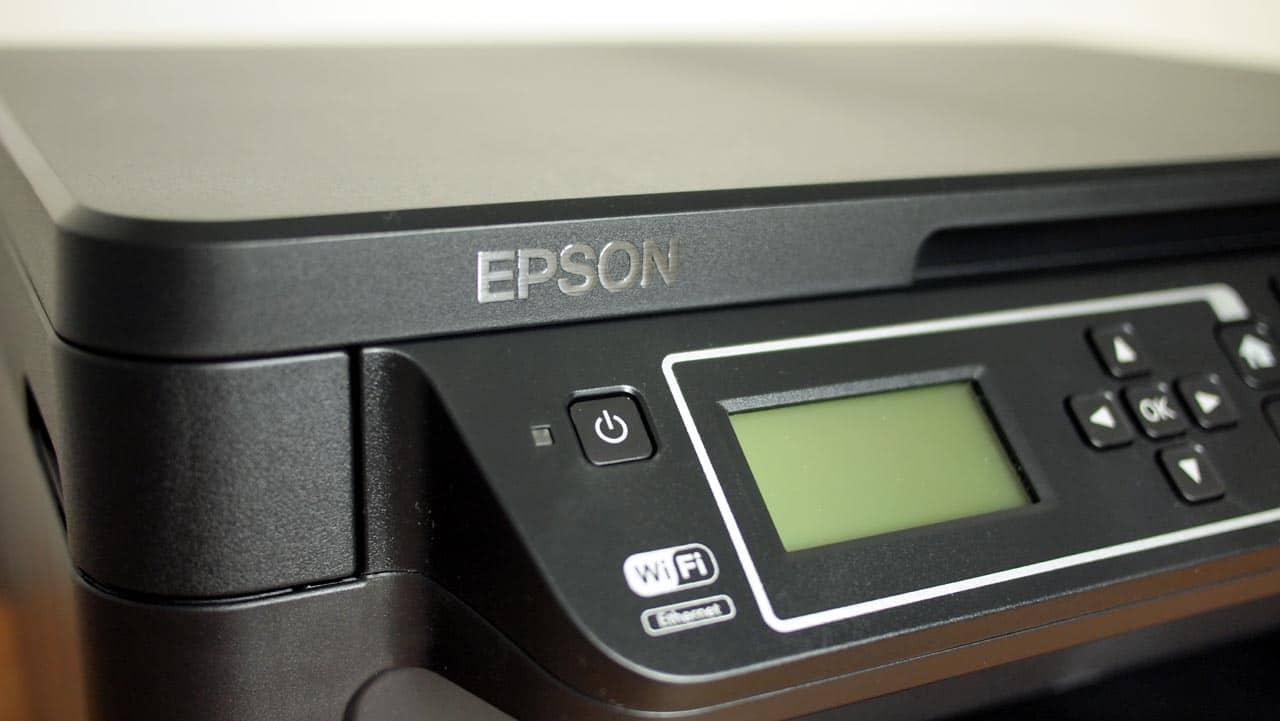 MEGATech Reviews: Epson Expression ET-3600 EcoTank All-in-One Printer