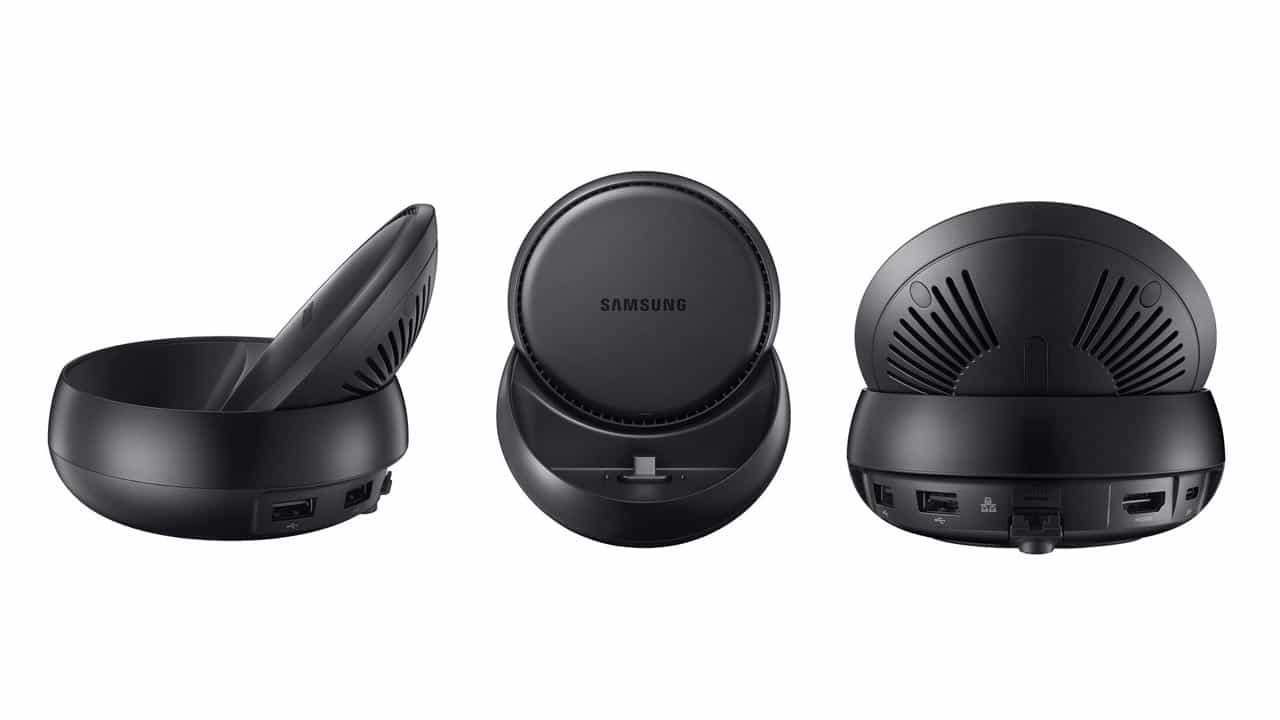 Samsung DeX Station for Galaxy S8 Desktop Gets Priced