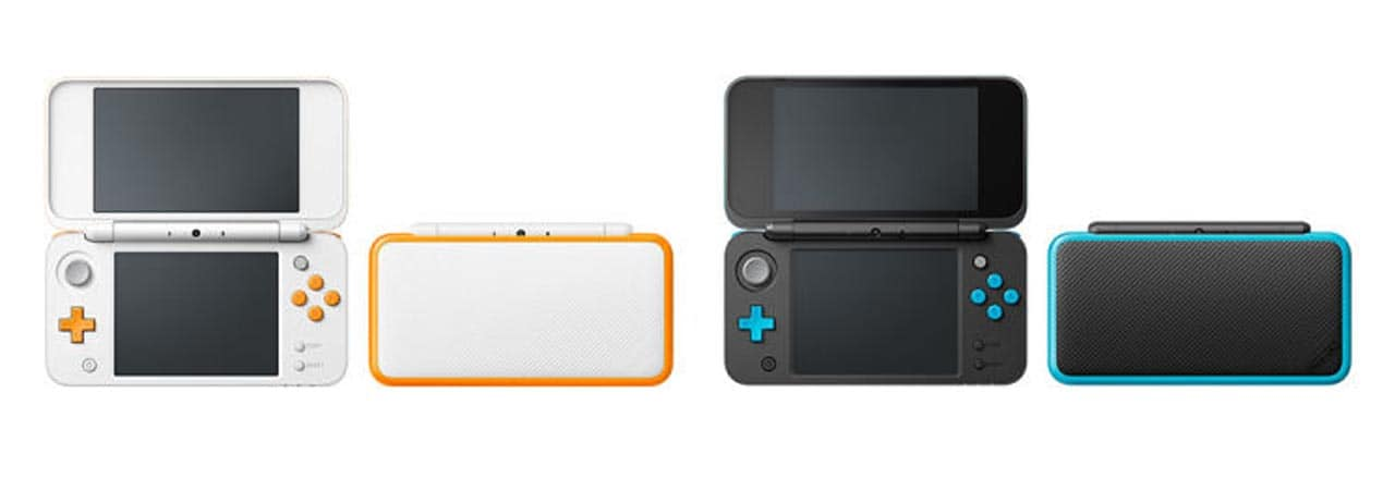I Don't Understand the New Nintendo 2DS XL At All
