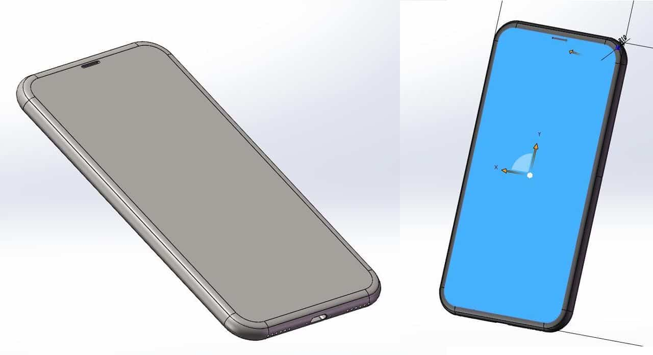 iPhone 8 Gets In-Screen Fingerprint Reader Again?