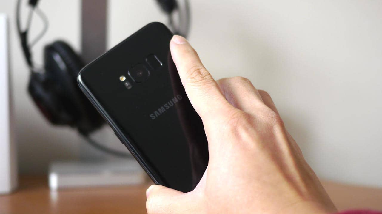 MEGATech Reviews: Samsung Galaxy S8+