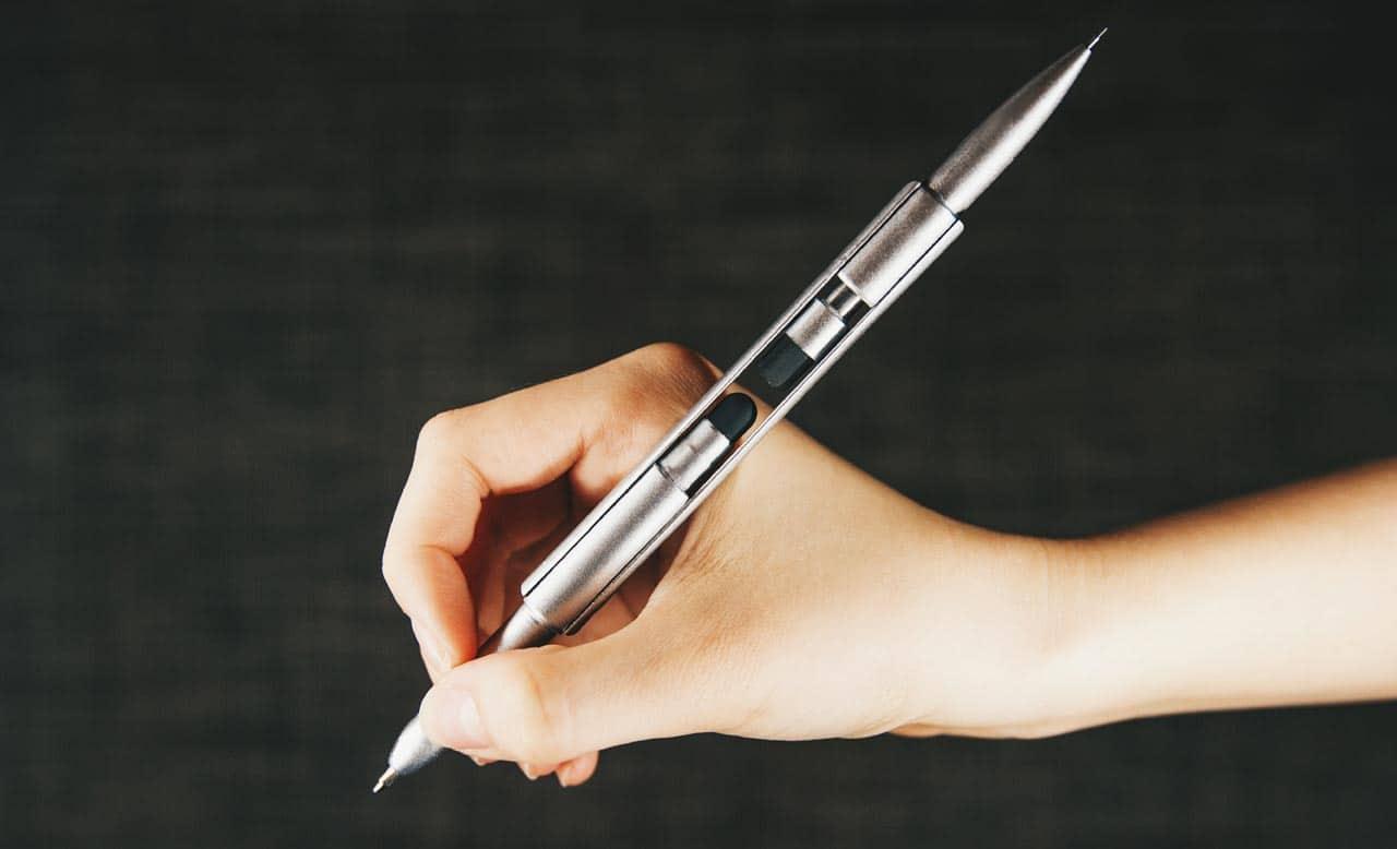 4-in-1 Plenty Pen Perfect for Fidgety Folks