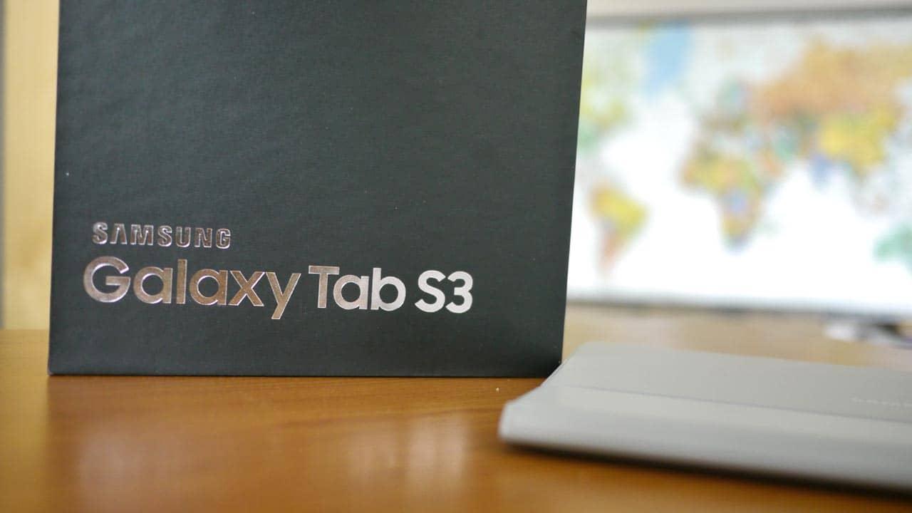 MEGATech Reviews: Samsung Galaxy Tab S3