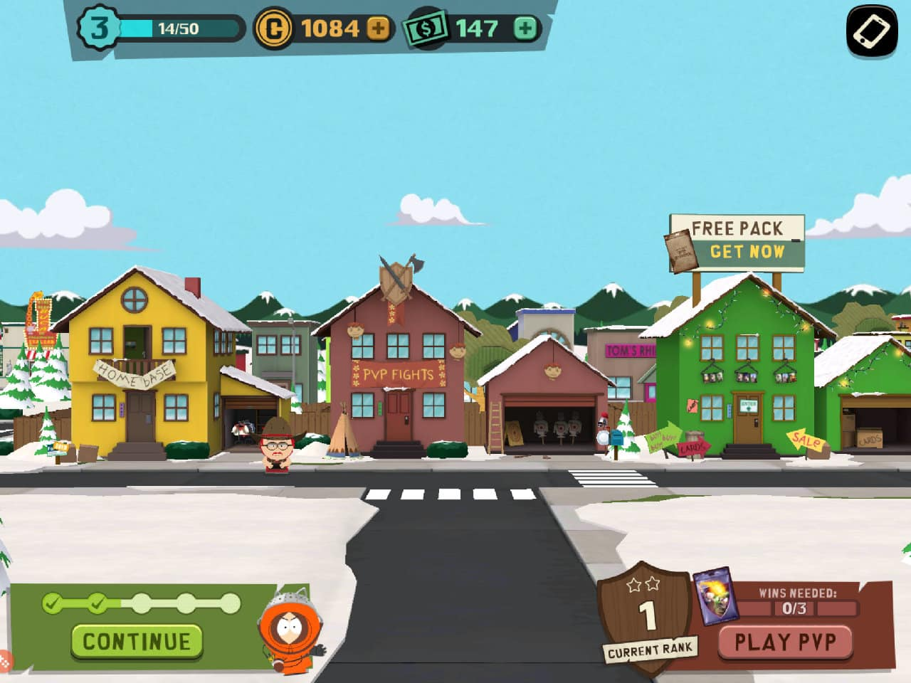 MEGATech Reviews: South Park Phone Destroyer (Android)