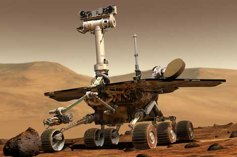 Mars Rovers Get a Brain