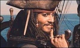 A Prettier Pirate?