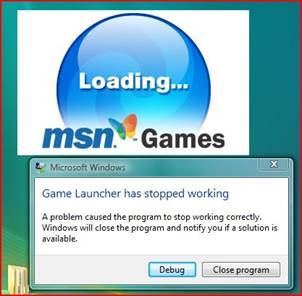 Micrsoft Vista Already Buggy.  Killing Games.