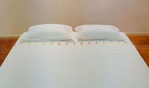 Measure Your Love in Bed