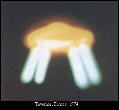 French UFO Files Open To The Public