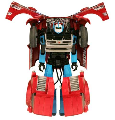 It's Not A Real Transformer Toy, But It Does More Than Meets The Eye!