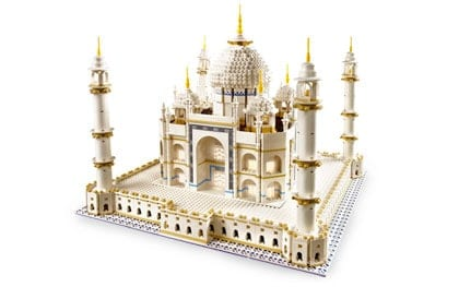 LEGO Lauches Biggest Set Ever Modelled After the Taj Mahal