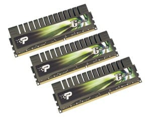 Patriot Launches New Gamer Series Memory Modules