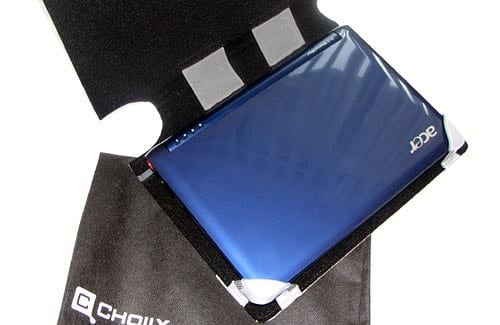 MEGATech Reviews - Choiix Netbook Easy Fit Sleeve C-ND01