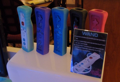 CES 2010 - NYKO Gives Us The Wand+ Controller for the Wii