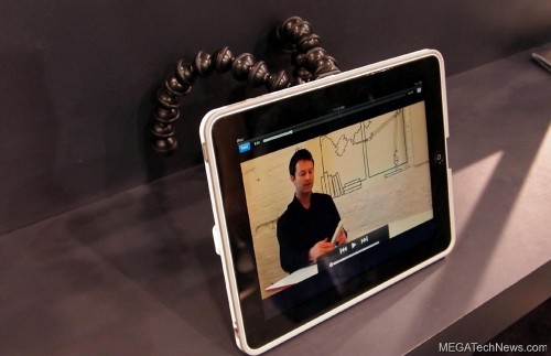 CES 2011 - Joby Accessories for Apple iPad