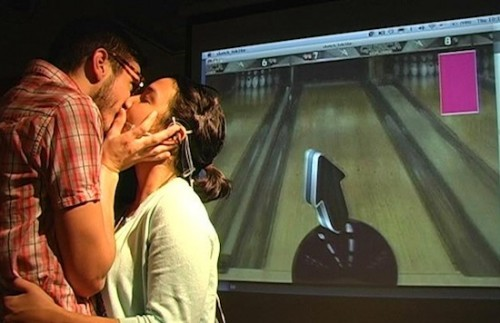 Do You Want to Go Bowling For Kisses?