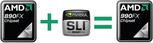 AMD to Deliver SLI for 900 Chipset
