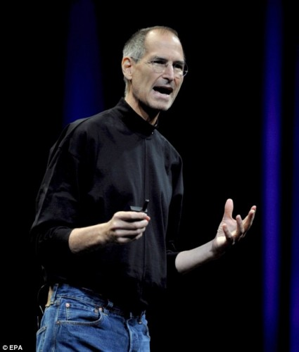 Steve Jobs' Knighthood Rejected?