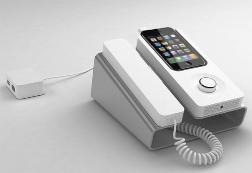 Take Your iPhone to the Office With the Kee Desk Phone Dock