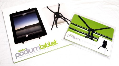 MEGATech Reviews - Breffo Spiderpodium and Spiderpodium Tablet (Video)