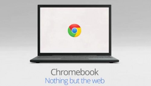 Google Chromebook - To the Cloud with a Rented Computer