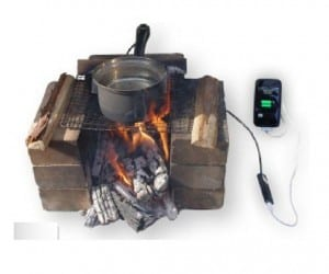 How to Use Boiling Water as a Phone Charger
