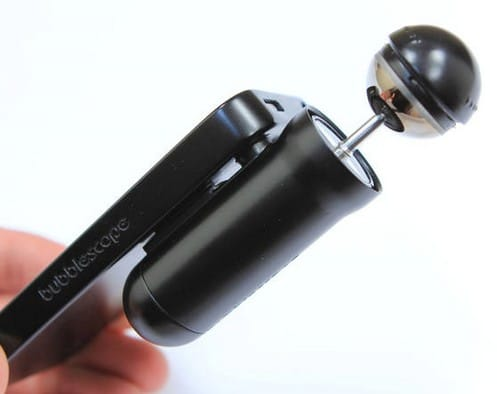 BubbleScope Lets You Take 360-Degree Pictures From Your Smartphone
