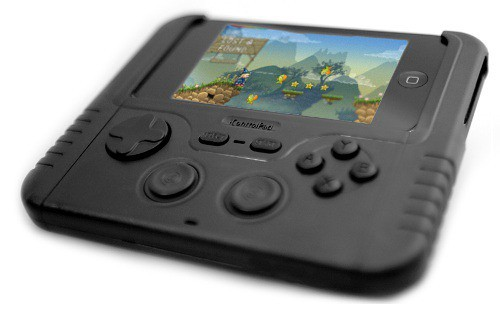 Finally! A Real Gamepad for the iPhone