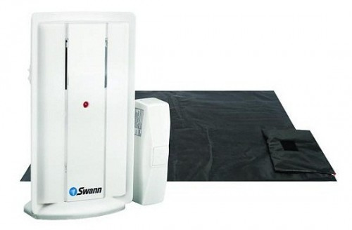 Home Security Made Easy: Wireless Doormat Alarm