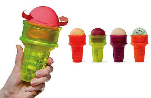 This is Why We're Fat: Motorized Ice Cream Holder