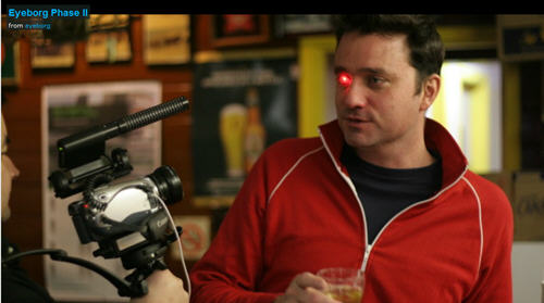 Eyeborg Eyecam 3.0 Activated for Deus Ex Release